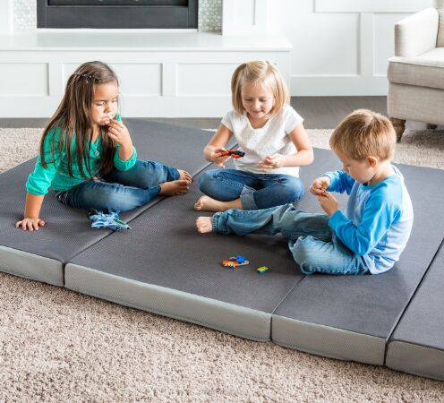 Comfortable and Durable Foam - Washable Cover - Twin