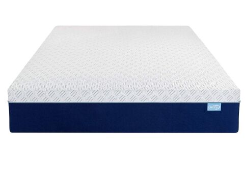 Bed in a Box, Made in The USA, 10-Year Warranty, Queen, White